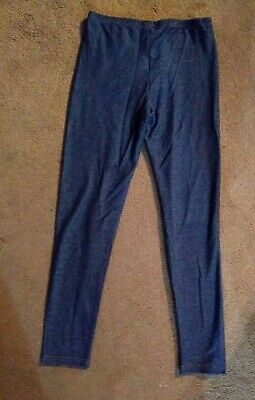 OLD NAVY Demin Look Leggings Jeggings Girl's 14 XL Cool Look Very Nice!