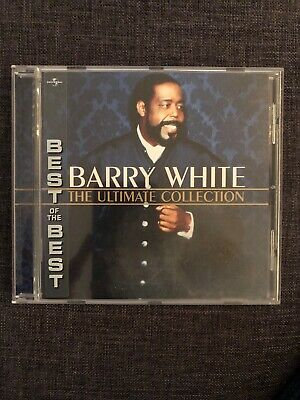Barry White - The Ultimate Collection -CD