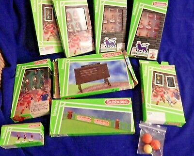 SUBBUTEO TEAMS & ACCESSORIES - Please Choose from list