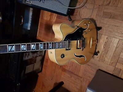 Washburn J6S  Jazz Guitar w/OHSC