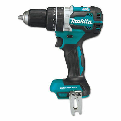 """Makita XPH12 18V LXT Lithium-Ion Brushless Cordless 1/2"""" Hammer Driver Drill New"""