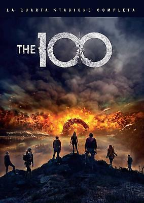 The 100  4 Staffel/Season 4 deutsch DEUTSCH DVD BOX NEU + OVP