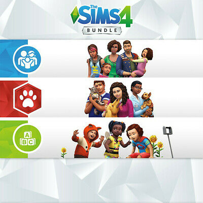 ⭐[The Sims 4]⭐ THE SIMS 4 + expansions | + DLC | PC/MAC | Game acc