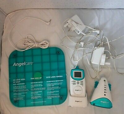 Angelcare Baby Monitor AC401 with Sensor Pad