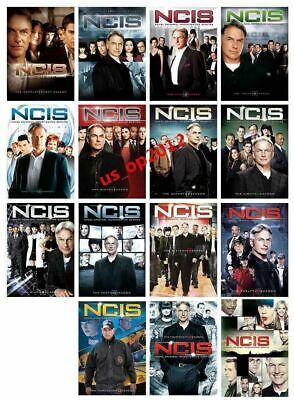 NCIS Complete Series 1-15 DVD Box Set brand new sealed