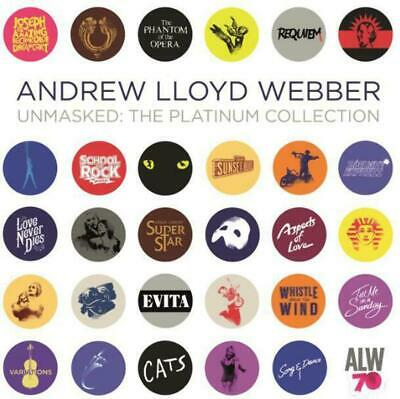Andrew Lloyd Webber - The Platinum Collection (Limited Edition 4CD Deluxe) (C...