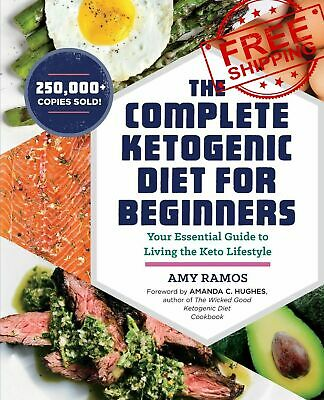 Complete Ketogenic Diet For Beginners Essential Living Keto Guide Food Lifestyle