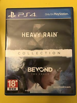 The Heavy Rain and Beyond: Two Souls Collection HK Chinese/English sub PS4