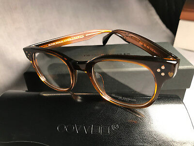 c51aeafdfb New Oliver Peoples OV5236A AFTON Gradual Tawny 47-22 Polarized Sunglasses