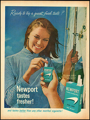 Girls smoking newport 100s about one