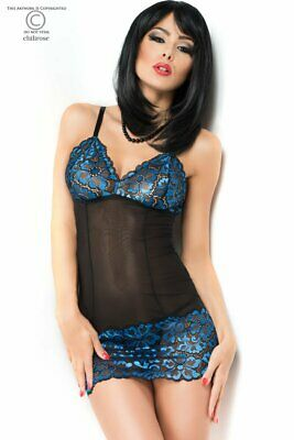 Babydoll Diamante Line Cr3842 DIMENSIONE: S/M