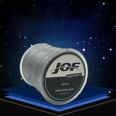 300M PE Weave 8 Strands Braided Super Strong Outdoor Sea Fishing Line Ropes Late