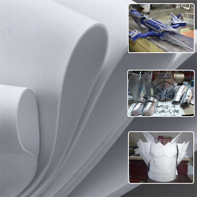 EVA Foam Sheets Material DIY Armour Cosplay Prop Craft Arts Model White Black
