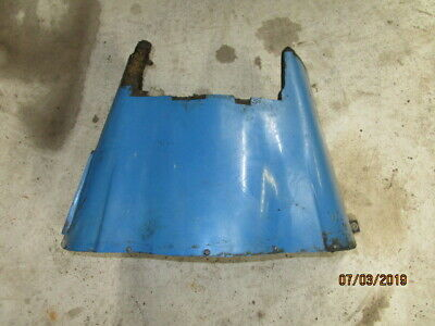 Ford 4000 Deluxe Cab Steering Column Lower Panel in Good Condition