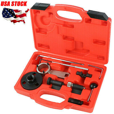 Engine Camshaft Timing Tool Kit for WV AUDI Skoda Seat VAG Diesel 1.6 2.0 TDI PD