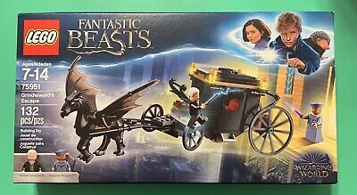 BRAND NEW 75951 LEGO HARRY POTTER GRINDELWALDS ESCAPE UNOPENED