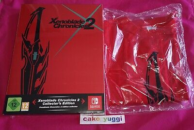Xenoblade Chronicles 2 Collector's Edition Nintendo Switch + Torna + T-Shirt Xl