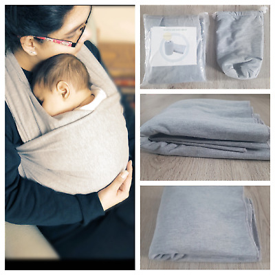 Sale Baby Sling Stretchy Wrap High Quality -New Born To Toddler- Mummy Seller