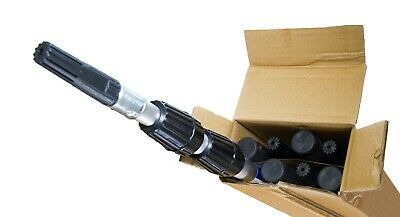 WinHux® 5m Telescopic Extension Pole for Painting Decorating etc  *Carton of 8*