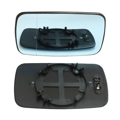 For TOYOTA COROLLA 1997-2001 LEFT SIDE DOOR WING WIDE ANGLE MIRROR GLASS