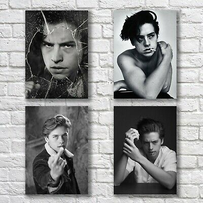 Cole Sprouse Poster A4 NEW Set Hot Guy Sexy Hunk #2