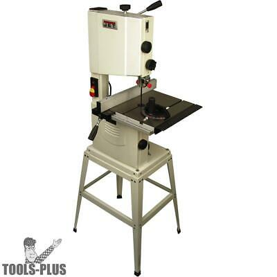 "JET 714000 10"" Open Stand Bandsaw New"