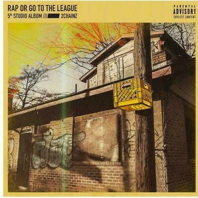 """2 Chainz-  """"rap Or Go To The League"""" Official Mix Cd...  Spring 2019"""