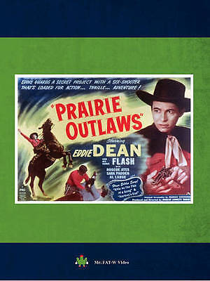 Prairie Outlaws FACTORY SEALED GIFT QUALITY DVD FREE SHIPPING AND TRACKING