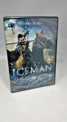 Iceman FACTORY SEALED DVD FREE SHIPPING AND TRACKING INCLUDED LAST DVD LEFT