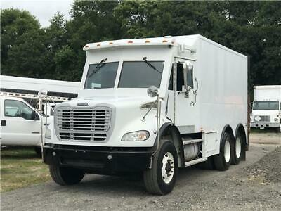 2010 Freightliner M2 112 Armored Truck Coin Money Hauler Tandem Axle Heavy Duty