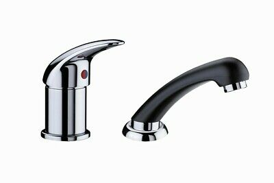 Gamox Rubinetterie Hair Salon Basin Backwash Sink Pull Out Spray Mixer Tap