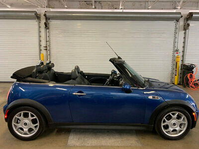2007 MINI Cooper S Convertible  $6600 includes SHIPPING only 68,000 miles STICKSHIFT manual convertible loaded