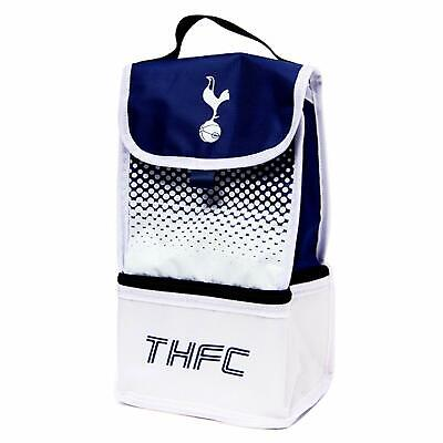 Tottenham Hotspur FC Official Fade Insulated Football Crest Lunch Bag (One Size)