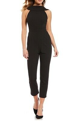 7561287b9dee MAJE PIA CULOTTES Jumpsuit Romber Black size 2 SOLD OUT -  119.99 ...