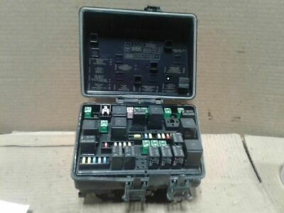engine bay fuse box 2004-2006 chrysler pacifica tested
