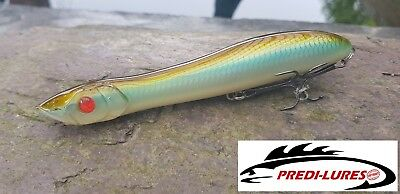 Bass Lure Pike Lure Killer Squid 150mm 22g 0.5-0.8m Dive VMC Hooks Floating