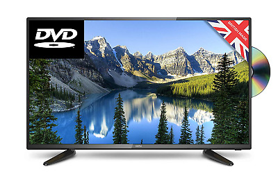 "Cello C40227FT2 40"" Full HD LED TV with Built-in DVD player and Freeview T2 HD –"
