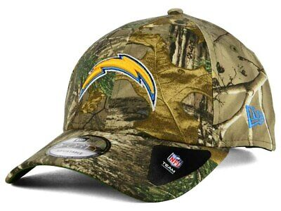 quite nice fc37e c7b81 Nwt New Era Los Angeles Chargers League Realtree 9Forty Camo Hunting  Fishing Hat