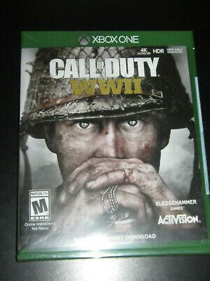 Call of Duty WWII 2 Xbox One Brand New