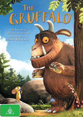 The Gruffalo (DVD, 2010), very good condition    t6