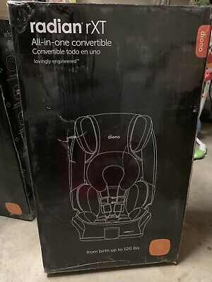 Diono Radian RXT - Shadow Convertible Car Seat