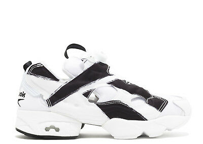79231373ec2 Reebok Instapump Fury OB OverBranded White Black Future Men s 13 Shoes  AR1413