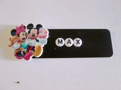 Id Name Tag Badge Magnet Or Pin Disney Medical,pediatric,office,nurse,icu,nicu
