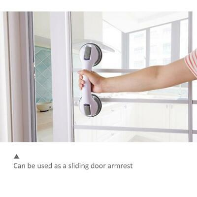 Shower Grip Handles Bathroom Safety Cup Rail Suction Grab Anti-Slip Bar Tub home