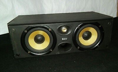 Bowers & Wilkins B&W CC6 Center Channel Speaker ( Working Tested )