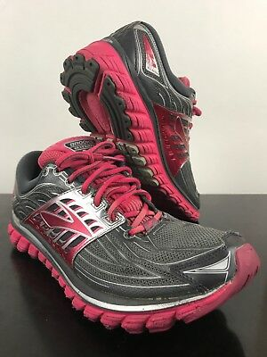 f3e3bd77603 Brooks Glycerin 14 Womens Running Shoes Size US 11 Gray Pink (Cosmetic  Defects)