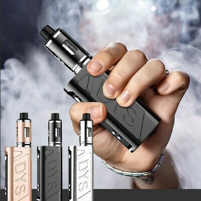 80W Cigarette Electronique E Cigarette 4ml TANK Mod Kit 2600mah Rechargeable