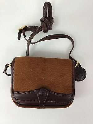 1888645664 Los Robles Polo Time Brown Leather Crossbody Bag Shoulder Bag