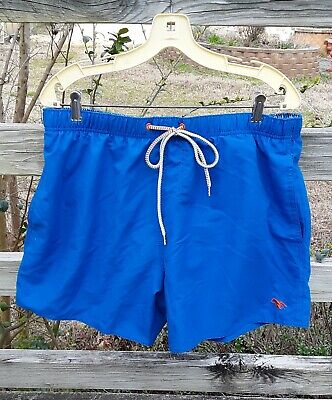 687720c9c56d Ted Baker London Swim Trunks The Worlds Your Lobster Blue Shorts Size XL (5)