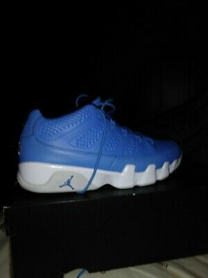 71a94b4be5c9 Air Jordan 9 Retro Low Patone University Blue Size 11 5 2016  832822 401